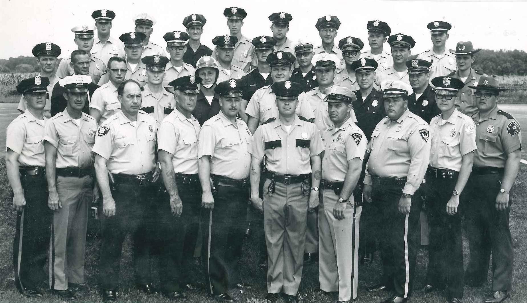1968 – ILEA Basic Academy Class 001