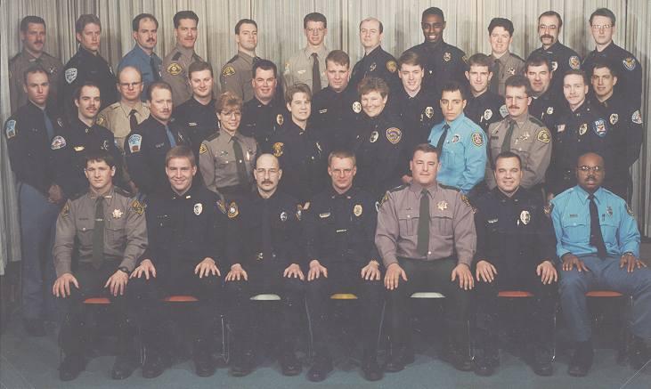 150TH Basic Academy Graduates; April 5, 1996