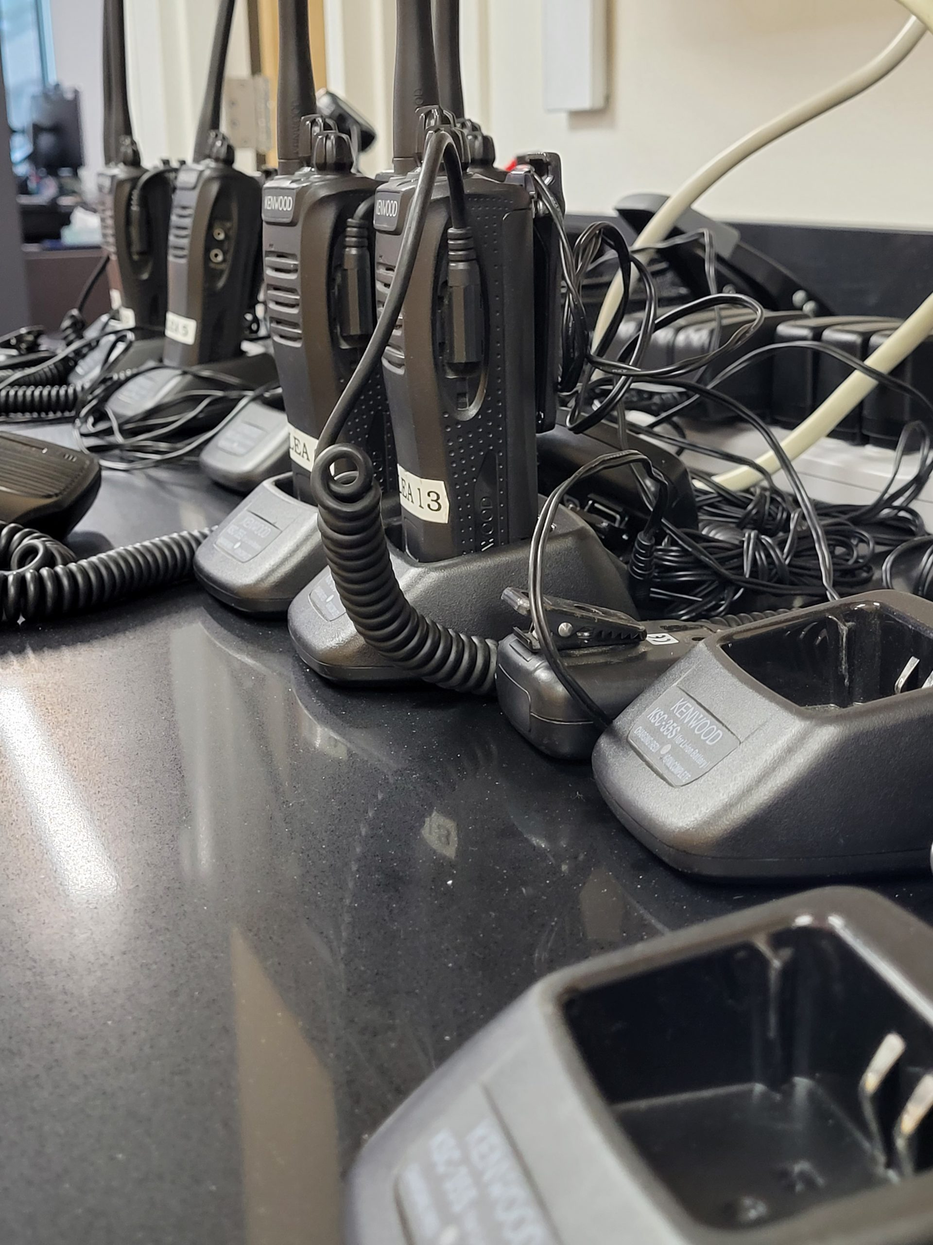 1996 ILEA to Train Telecommunicators